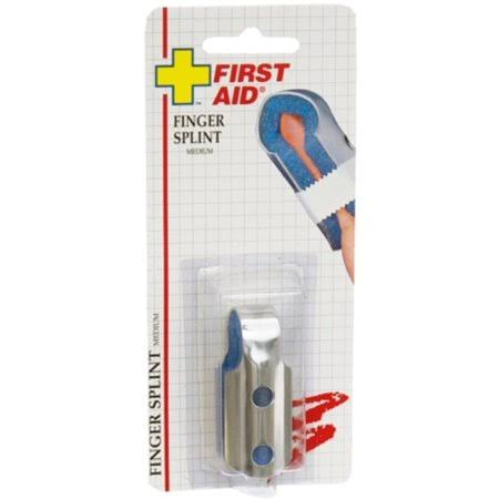 First Aid Finger Splint, Medium