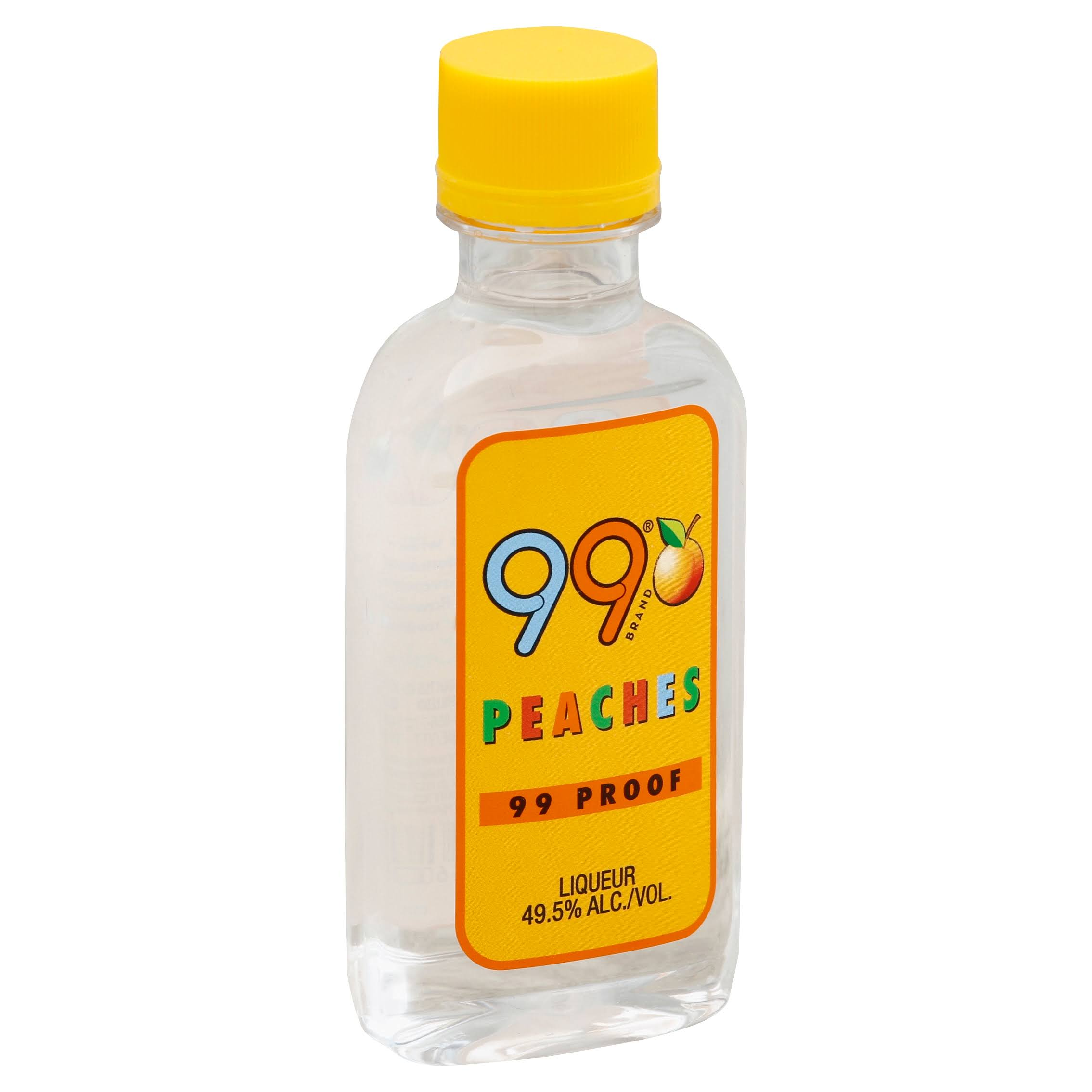99 Liqueur, Peaches - 100 ml