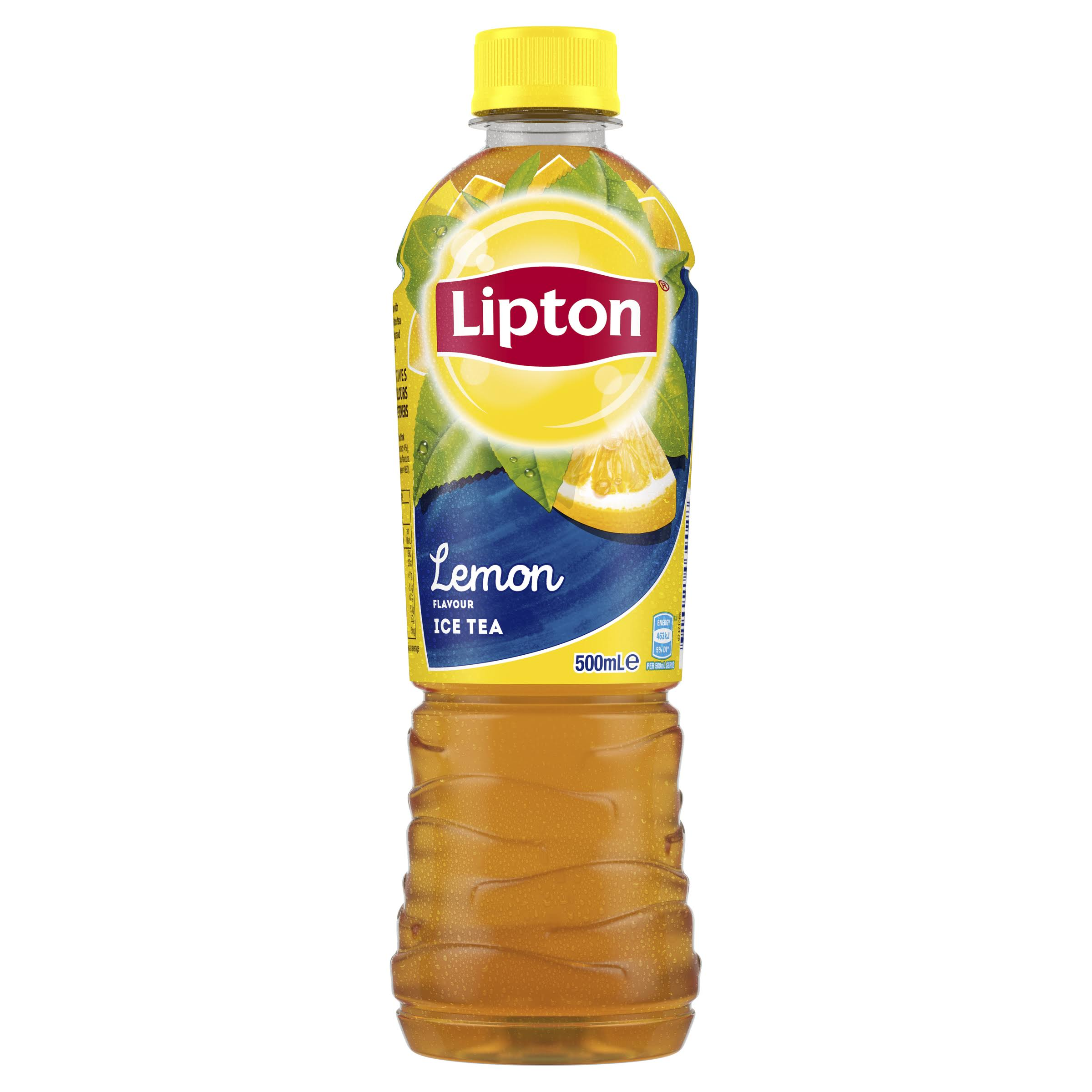 Lipton Ice Tea - Lemon, 500ml x 12
