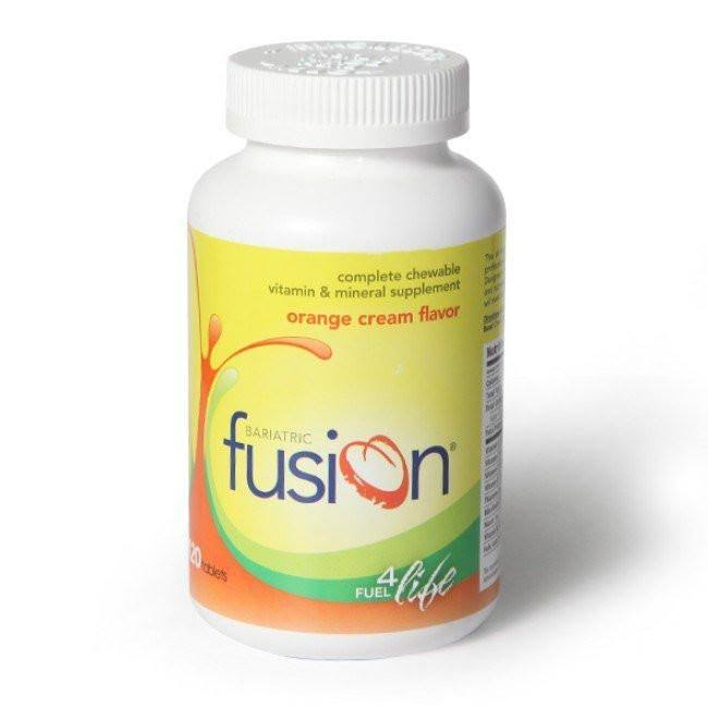 Bariatric Fusion Multivitamin and Mineral Supplement - 120ct