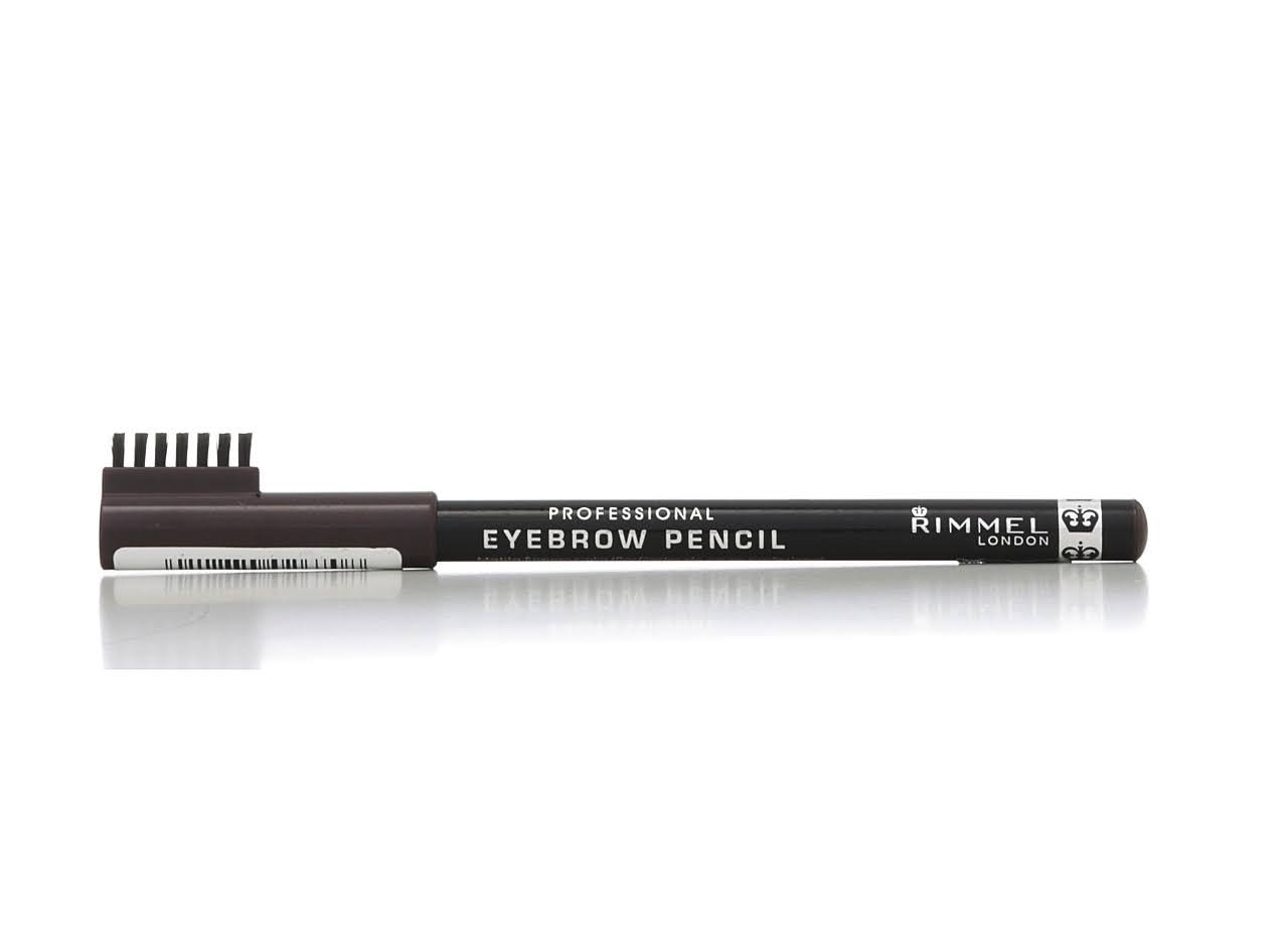 Rimmel Professional Eyebrow Pencil - 001 Dark Brown