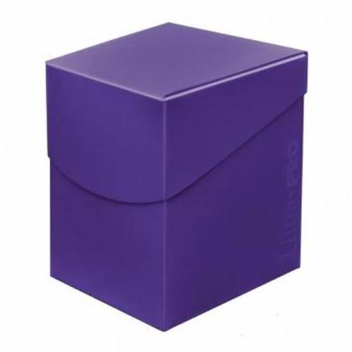 Ultra Pro Eclipse Deck Box - Purple