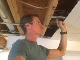 Armstrong Woodhaven Ceiling Planks by Popcorn Ceiling Or Decor Upgrade Here U0027s A Solution I Love