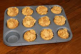 Cake Mix And Pumpkin by Pumpkin Muffins Two Ingredients Momcrieff