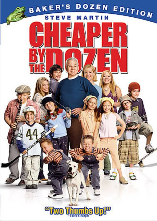 Cheaper by the Dozen: Bakers Dozen Edition DVD