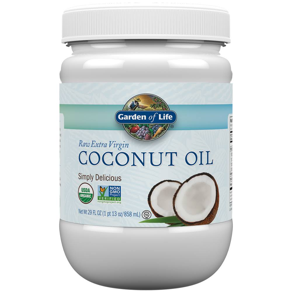 Garden of Life Organic Extra Virgin Coconut Oil - 29oz