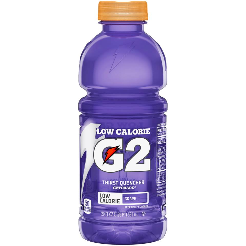 Gatorade G2 Sports Drink - Grape