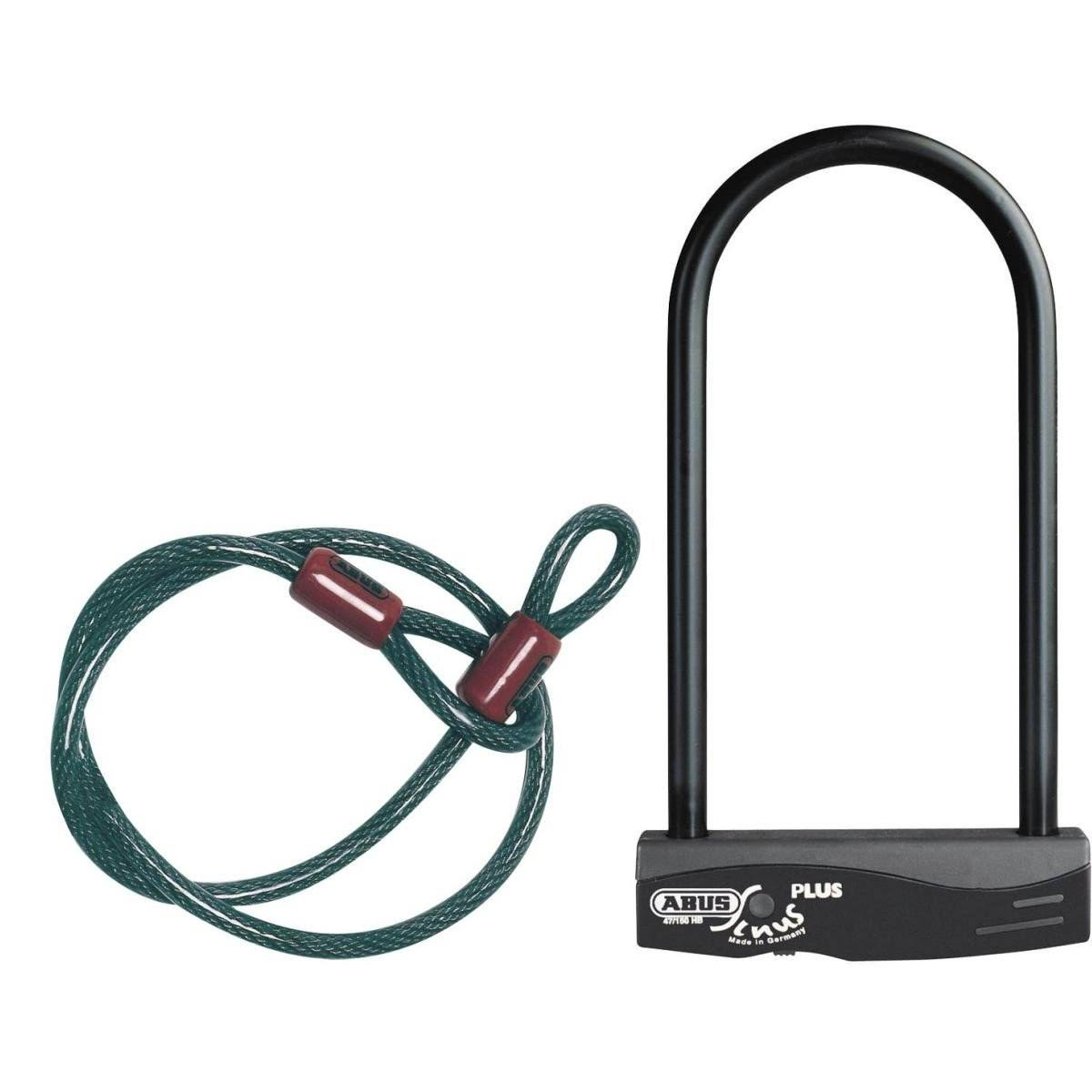 Abus Sinus Plus U-lock & Cable