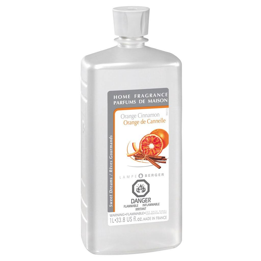 Lampe Berger Fragrance - Orange Cinnamon, 33.8oz