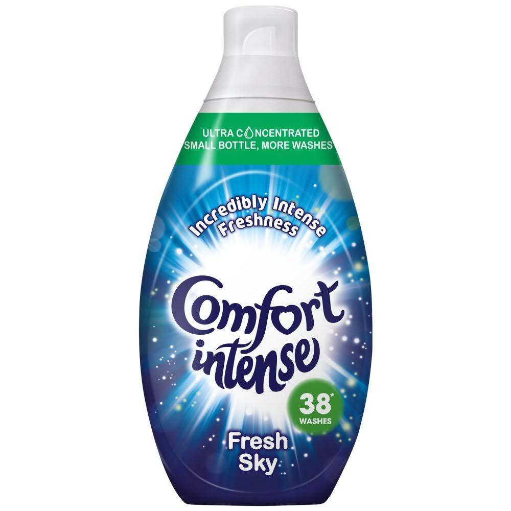 Comfort Intense Fresh Sky Fabric Conditioner - 570ml