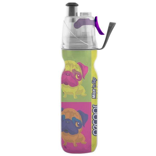 O2cool ArcticSqueeze Insulated Mist 'N Sip Squeeze Bottle - 20 oz