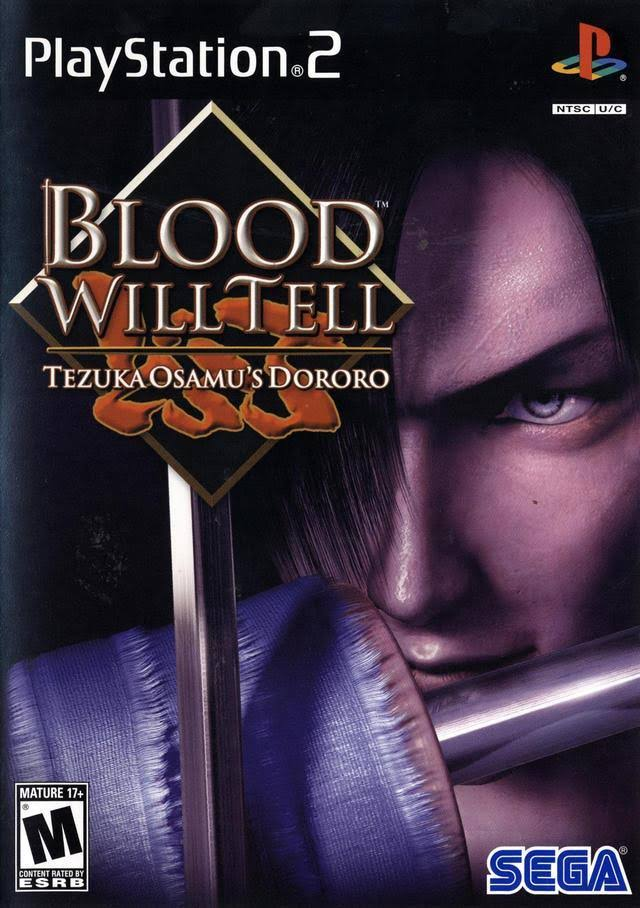 Blood Will Tell - PlayStation 2