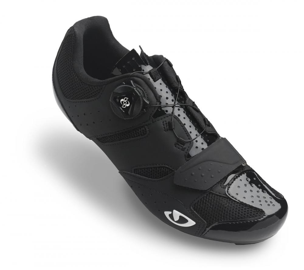 Giro Womens Savix Cycling Shoes - Black, 43 EU