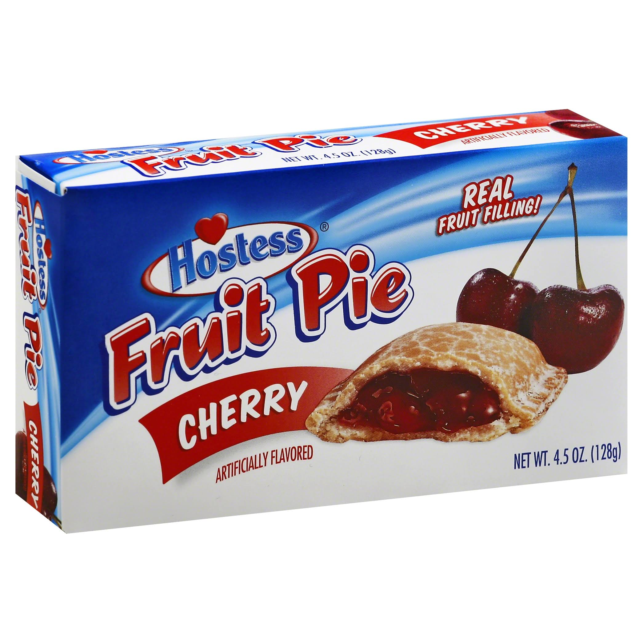 Hostess Fruit Pie - Cherry