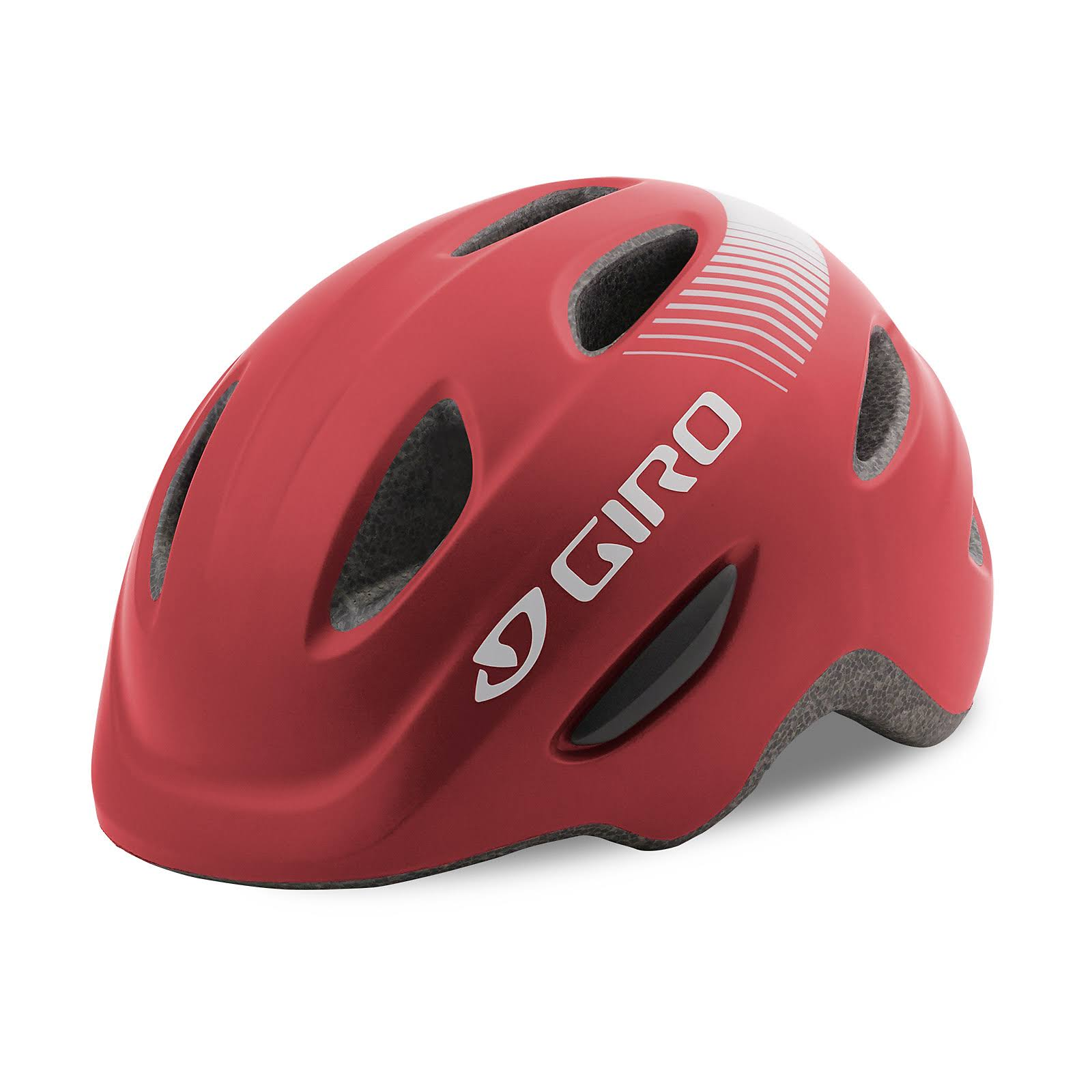Giro Scamp Helmet Small Matte Dark Red