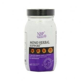 NHP Meno Herbal Support - 60 capsules