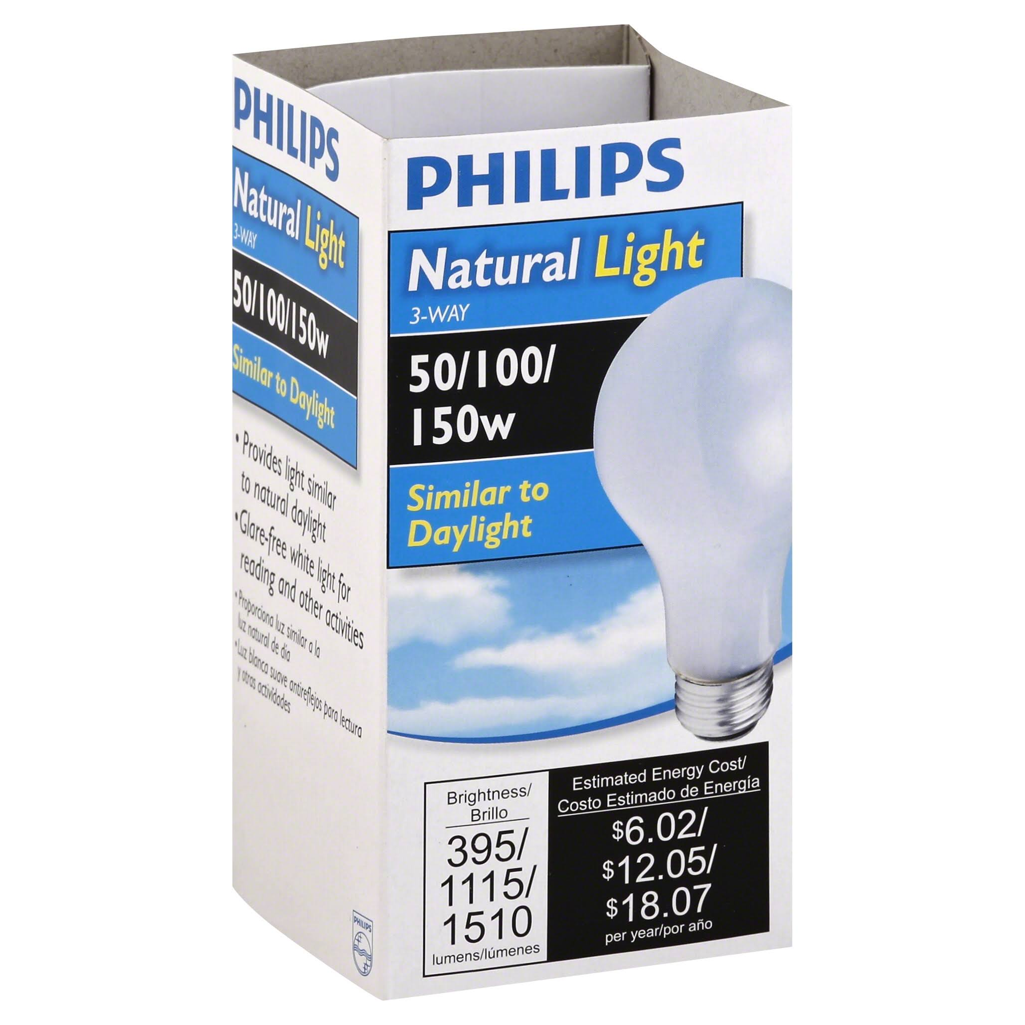 Philips Natural Light Bulb - 50W