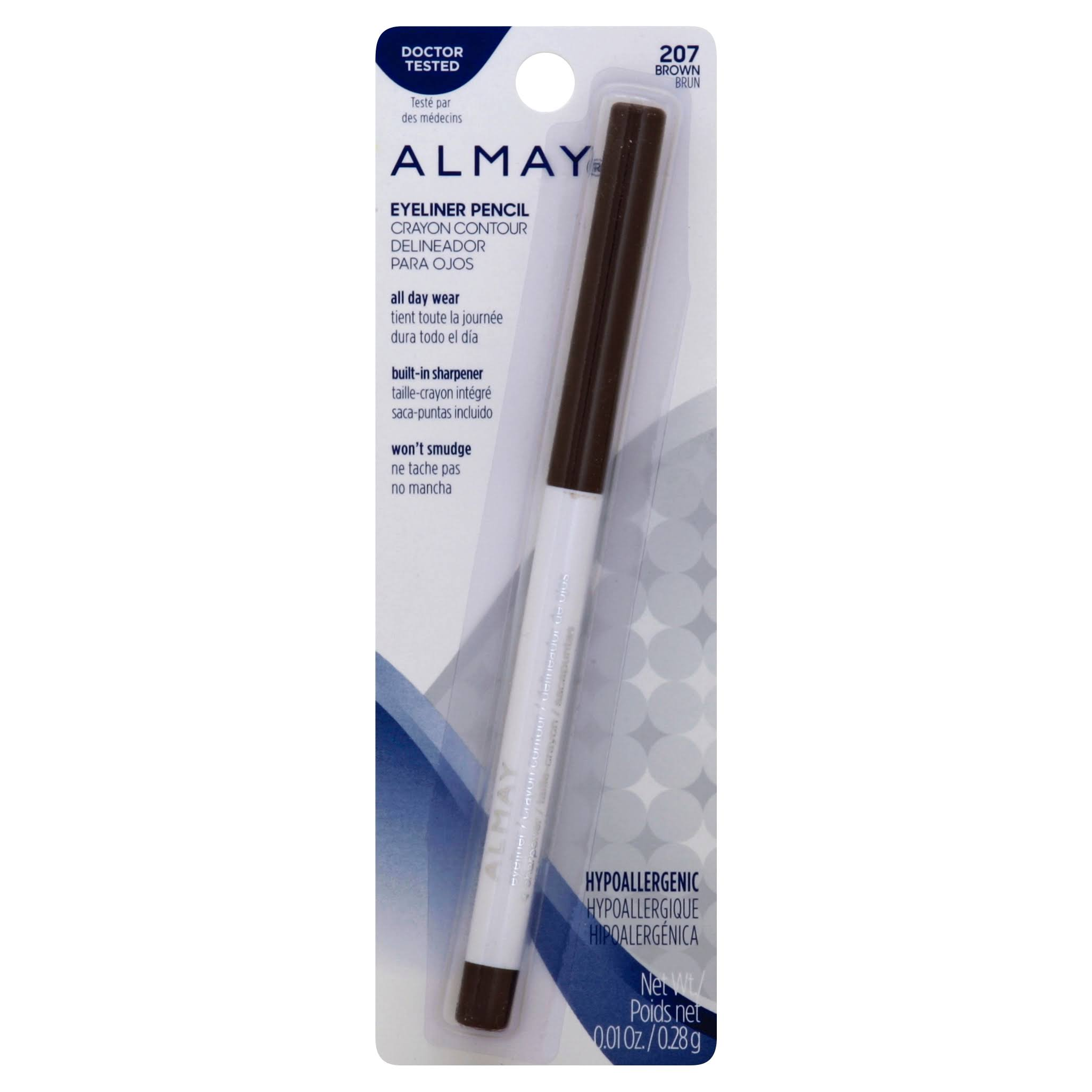 almay Eyeliner Pencil - 207 Brown