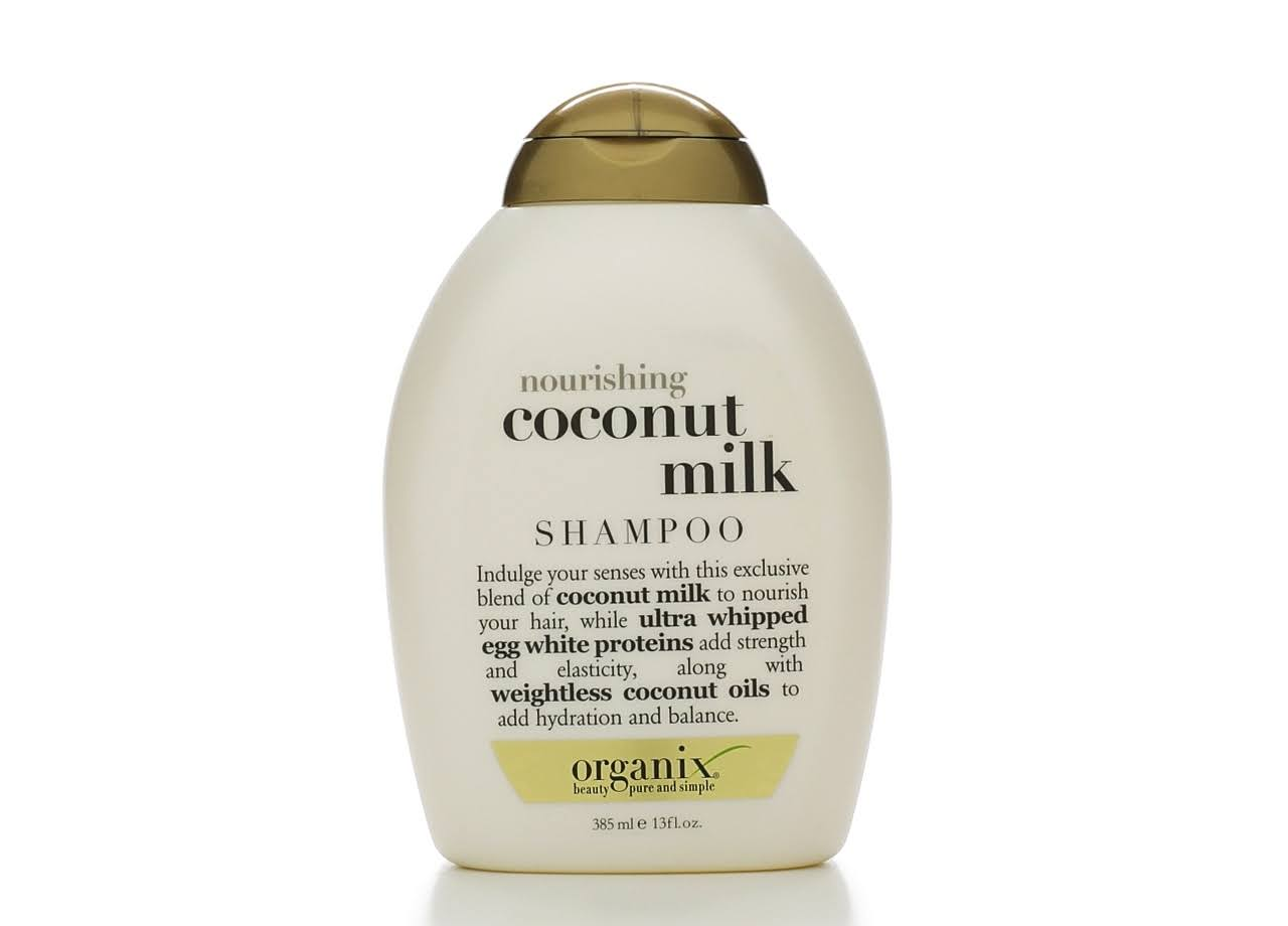 OGX Nourishing + Coconut Milk Shampoo - 13oz