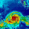Barbara maintains 130 mph winds in eastern Pacific; NHC watching 4 tropical waves in Atlantic