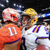 Former LSU Star's Message For Clemson Is Going Viral
