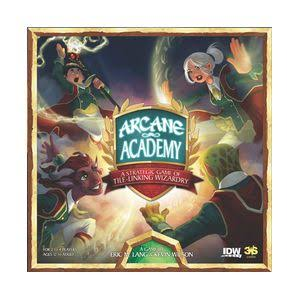 Idw Games Arcane Academy Card Game