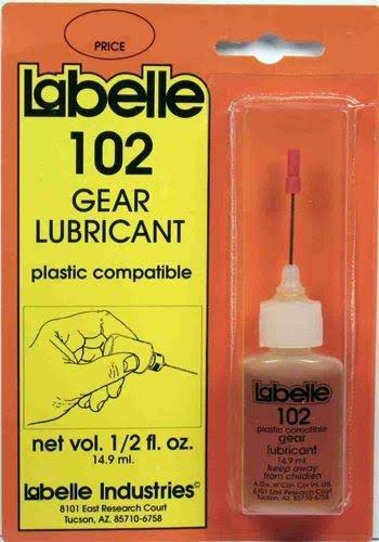 Labelle 102 Plastic Compact Gear Lube