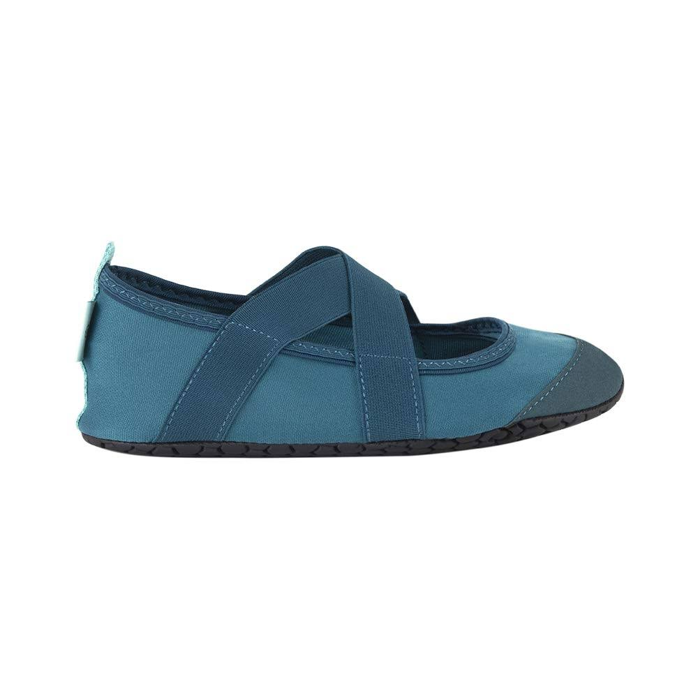 Fit Kicks Women's Crossovers Slippers Teal