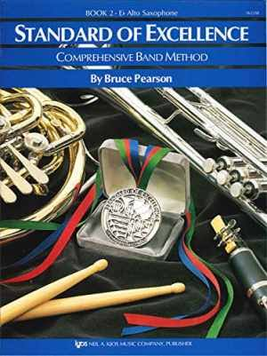Standard of Excellence Alto Saxophone Book 2