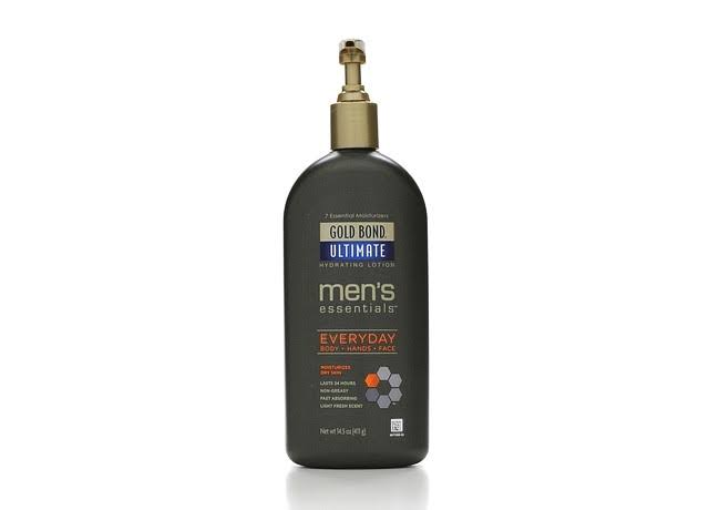 Gold Bond Men's Everyday Essentials Lotion - 14.5oz