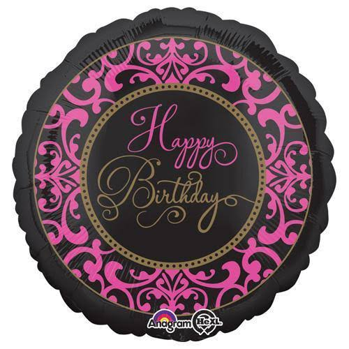Amscan International 3210901 Fabulous Celebration Foil Balloon
