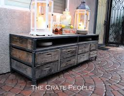 Crate And Barrel Monaco Bar Cabinet by Free Shipping The Henry 8 Drawer Buffet Table Or Tv Console
