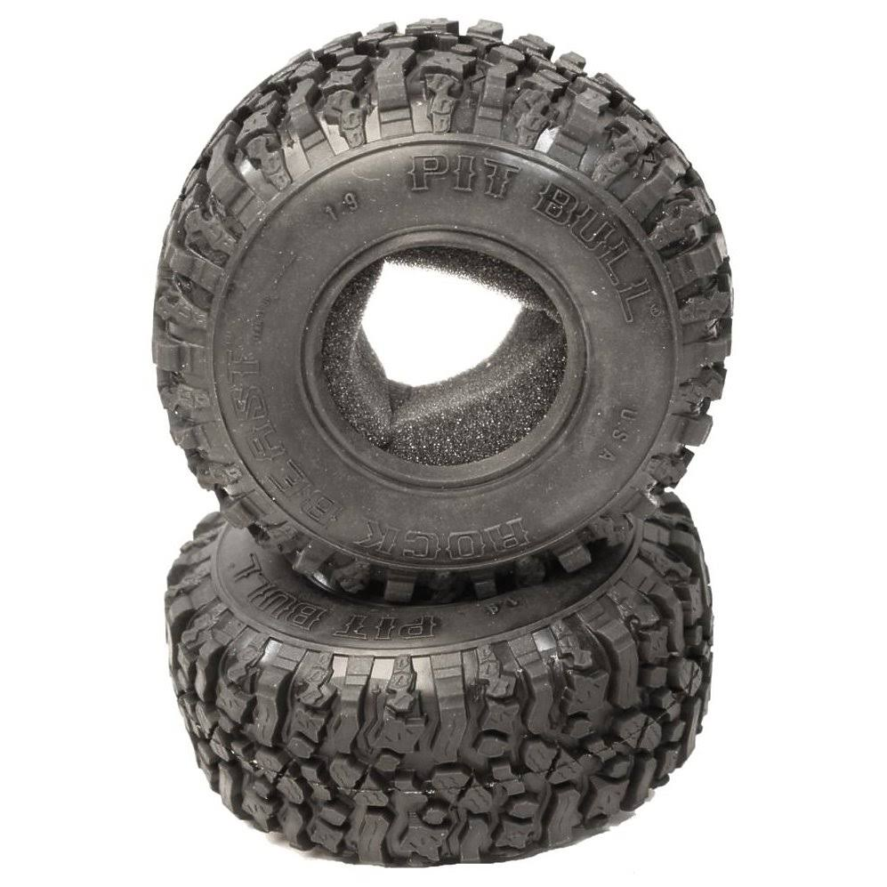 Pit Bull Extreme Rock Beast RC Vehicle Scale Crawler Tire - with Komp Kompound