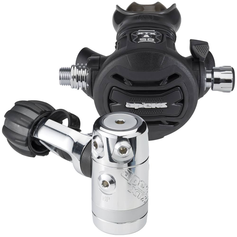 Apeks Xtx50 Regulator Yoke - With Aqualung Octo
