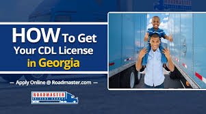 How To Get Your CDL In Georgia - Roadmaster Drivers School