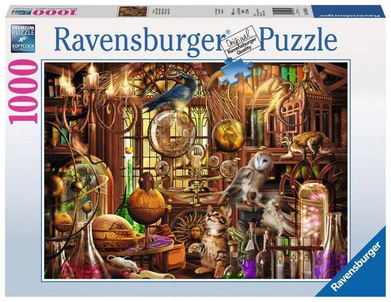 Ravensburger Merlin's Laboratory - 1000 Piece Puzzle