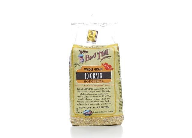 Bob's Red Mill Whole Grain Hot Cereal, 10 Grain - 25 oz bag