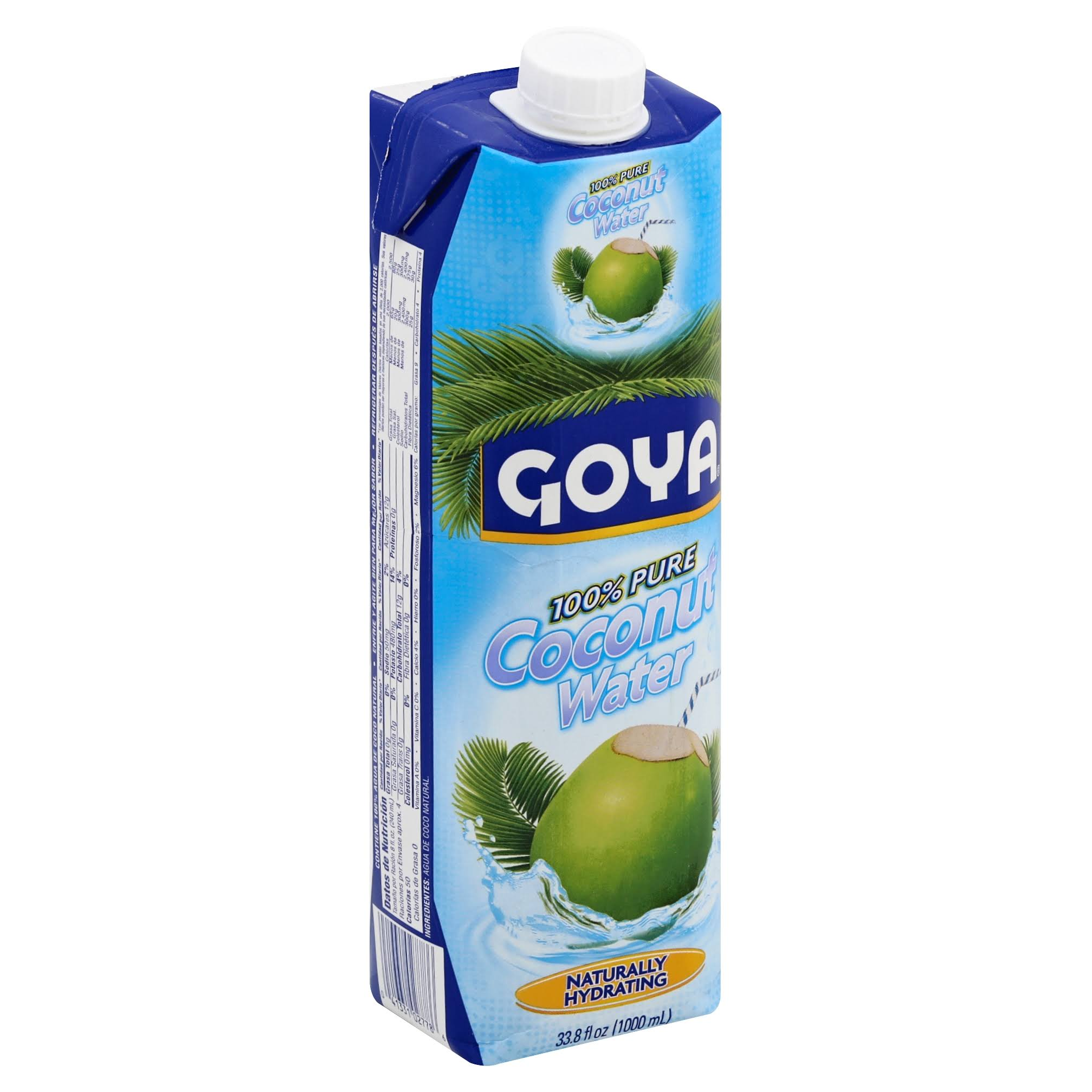 Goya Chorizo Water - 33.8oz, Coconut