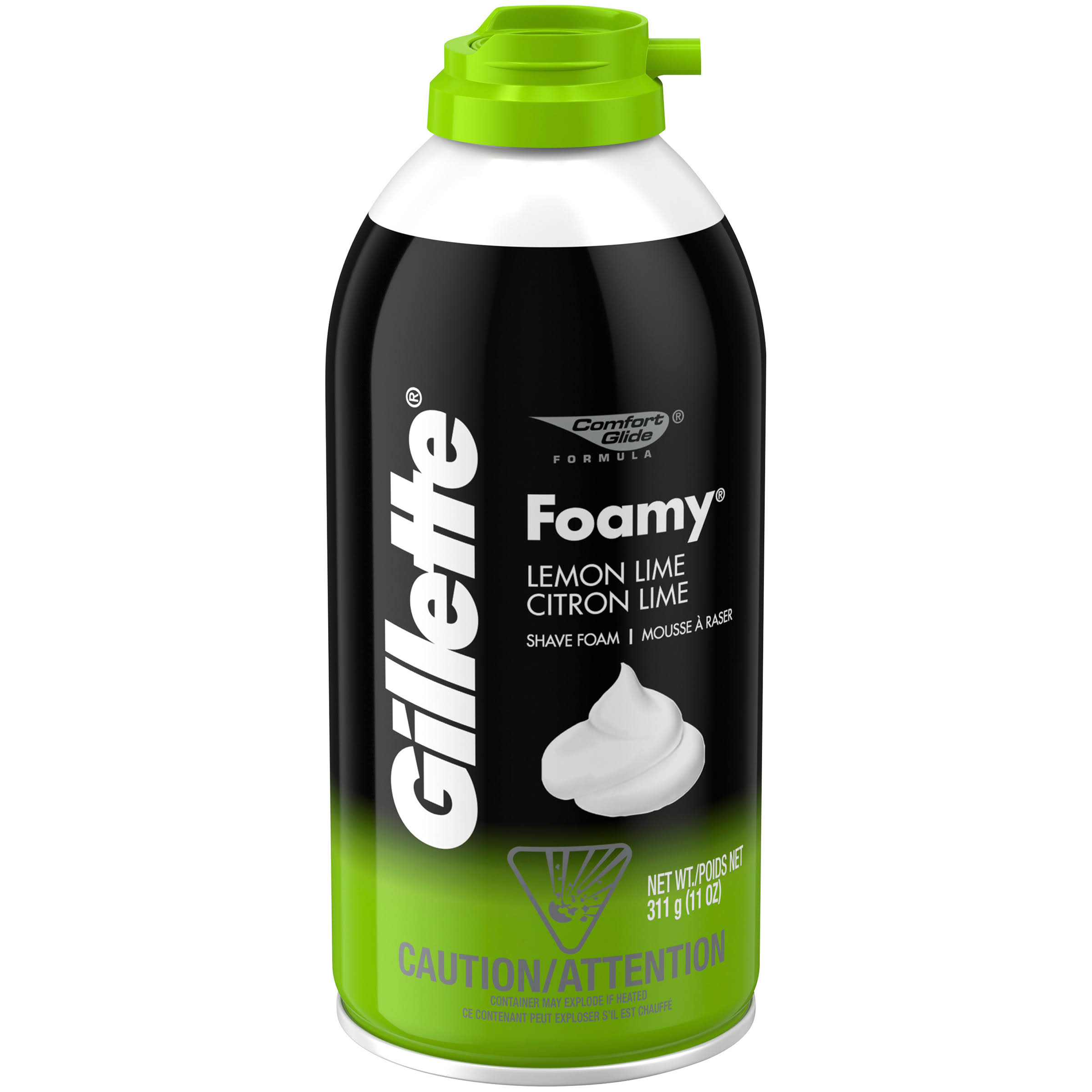 Gillette Shaving Cream - Lemon-Lime