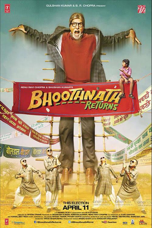 Bhoothnath Returns 2014 Hindi Movie Free Download 720p BluRay