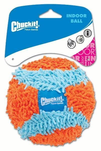 Chuckit Indoor Ball Dog Toy - 11cm