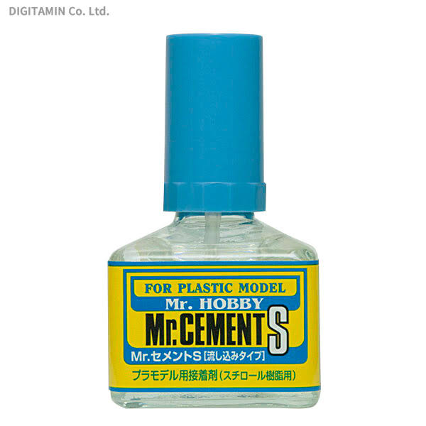 Mr. Hobby Mr Cement S (40 ml)