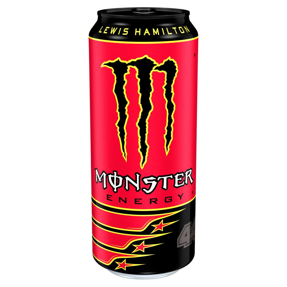 Monster Energy Lewis Hamilton 44 Soda - 500ml