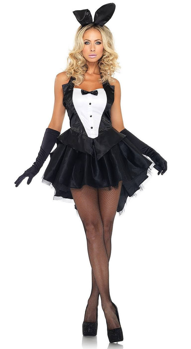 Tux and Tails Bunny Costume