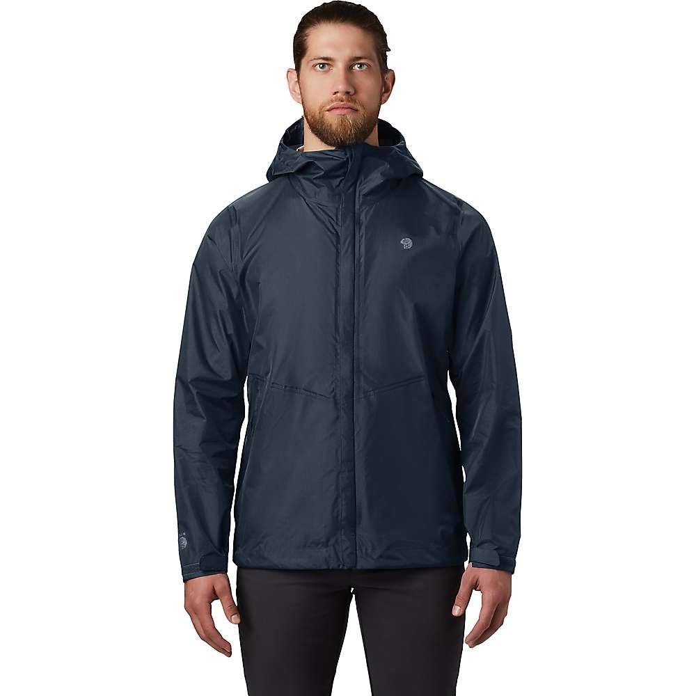 Mountain Hardwear Acadia Jacket Men's (Dark Zinc)