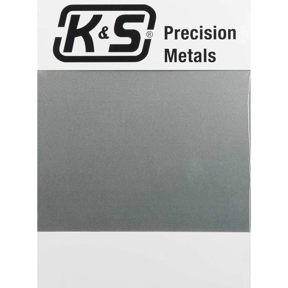 K&S Tin Sheet .016 9x12 (1) 6515