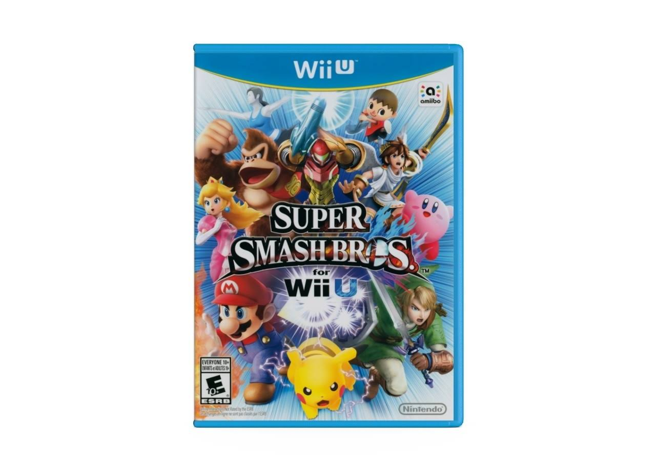 Super Smash Bros. - Nintendo Wii U