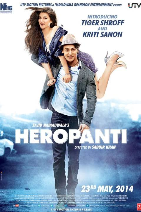 Heropanti 2014 720p Hindi Movie Download Watch Online DVDRip