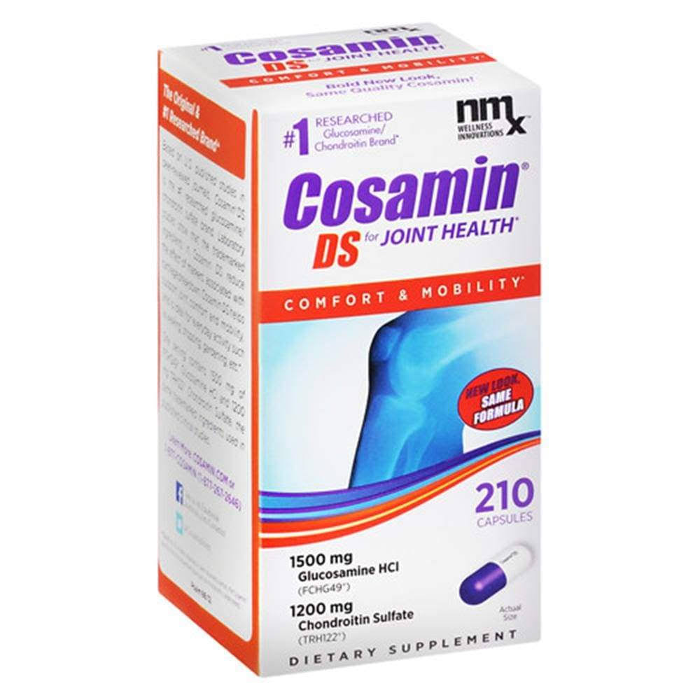 Cosamin DS For Joint Health Dietary Supplement - 210ct