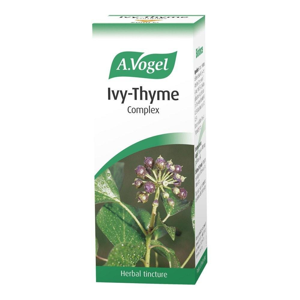 A Vogel Ivy-Thyme Complex - 50ml